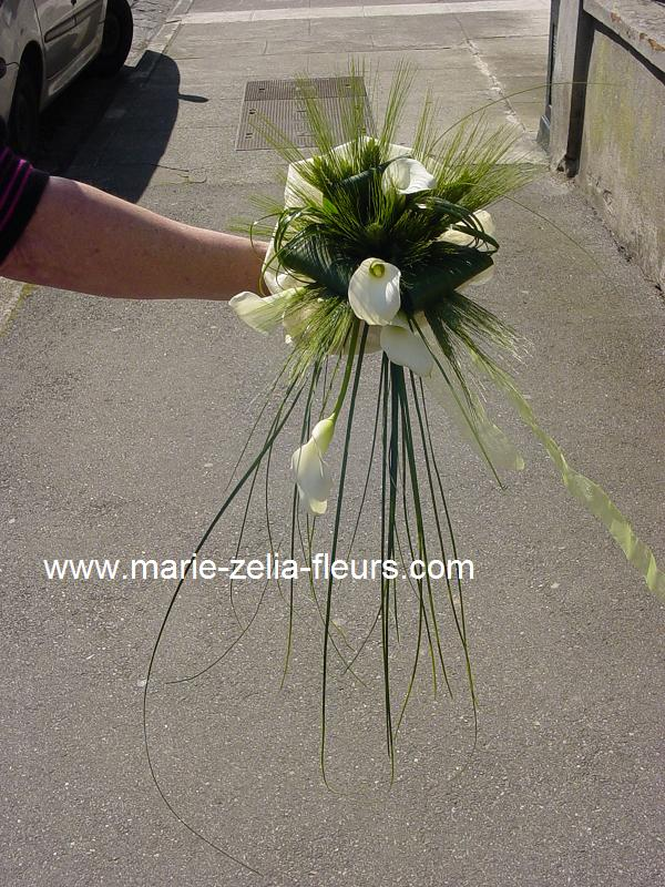 bouquet mariee toulouse